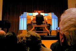 The Mighty Wurlitzer. Picture by Yvonne Hewett